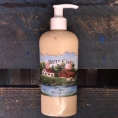 Liquid Goat Soap – unscented – 8 oz