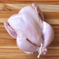 Whole Raw Turkey – per lb