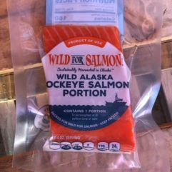 Salmon 5/6 oz Portions – $16.50/lb