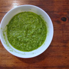 Asparagus Puree – frozen – PINT