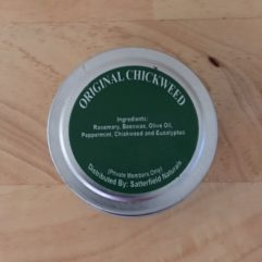 Chickweed Salve – 1 oz