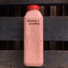 Blackberry Yogurt Smoothie – PINT