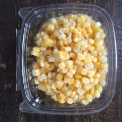 Sweet Corn – frozen – per lb